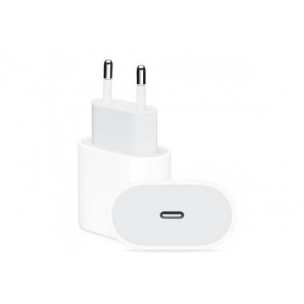 Блок питания Apple 20W USB-C Power Adapter Белый