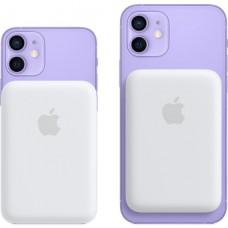Внешний аккумулятор Battery Pack для iPhone MagSafe White (MJWY3)