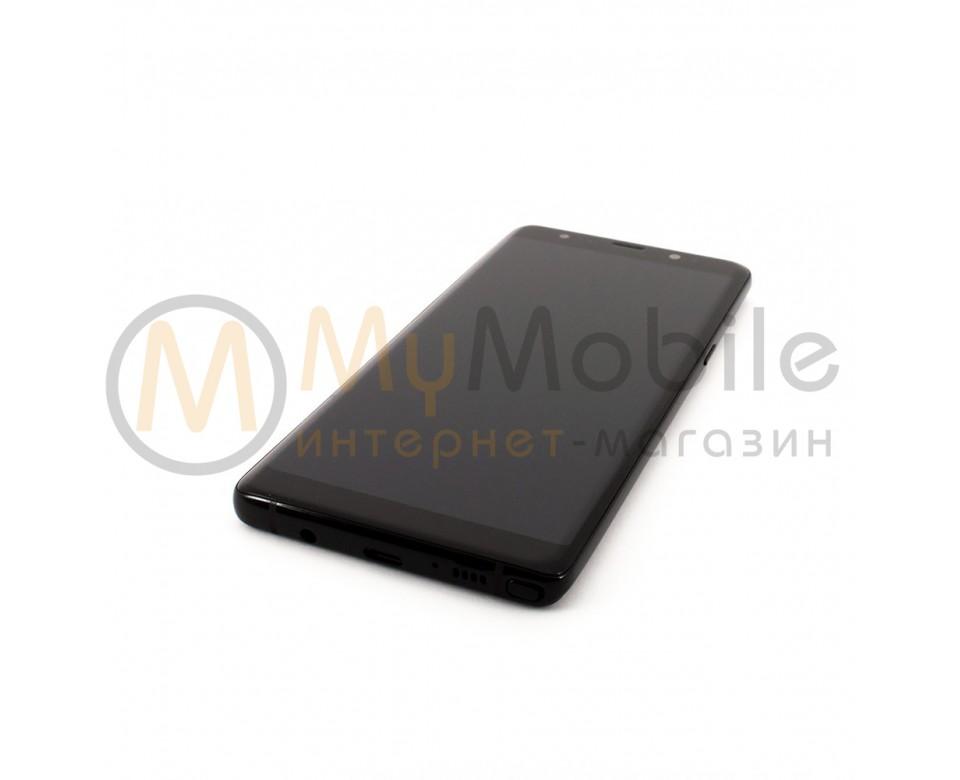 копия Samsung Galaxy Note 9 664 Gb 8 ядер корея наушники Akg