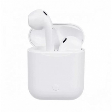 Bluetooth-наушники Airpods LK-TE8 в боксе (white)