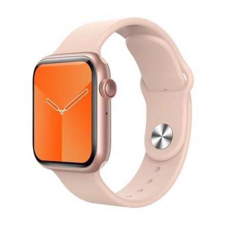 Смарт Часы Smart Watch T500 + Plus - (Сменный ремешок, IP67)