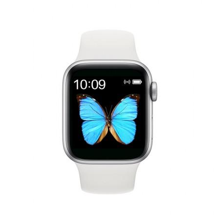 Смарт Часы Smart Watch T500 - (Сменный ремешок, Защита от воды)