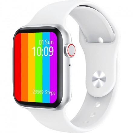 Смарт часы Watch IWO 15 - (съемный ремешок)