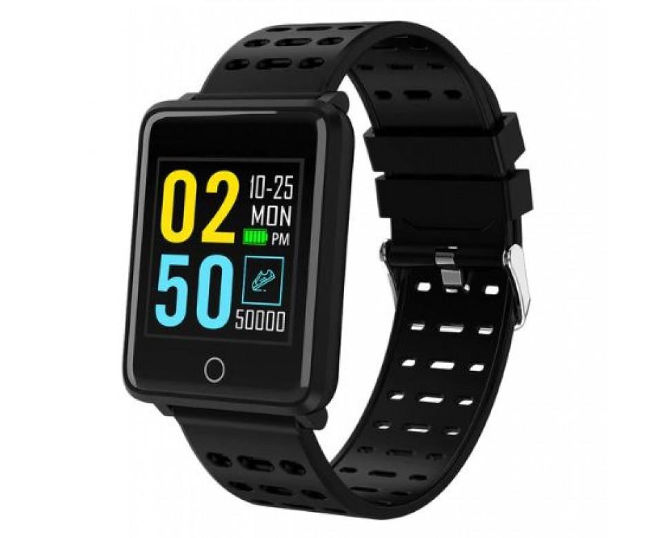 1bbd342d Спортивные умные часы Smartwatch F3, (Защита от воды - IP68, Дисплей - 1.44