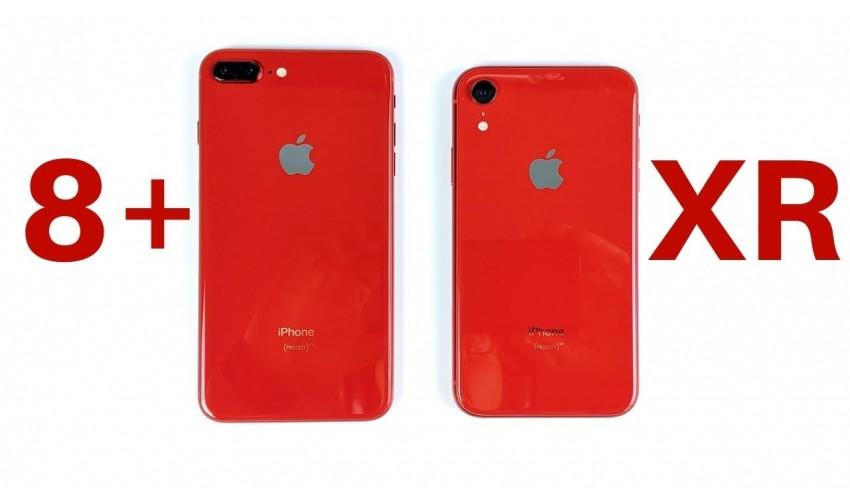 АКЦИЯ! iPhone XR, 8Plus RED - смарт часы в ПОДАРОК!