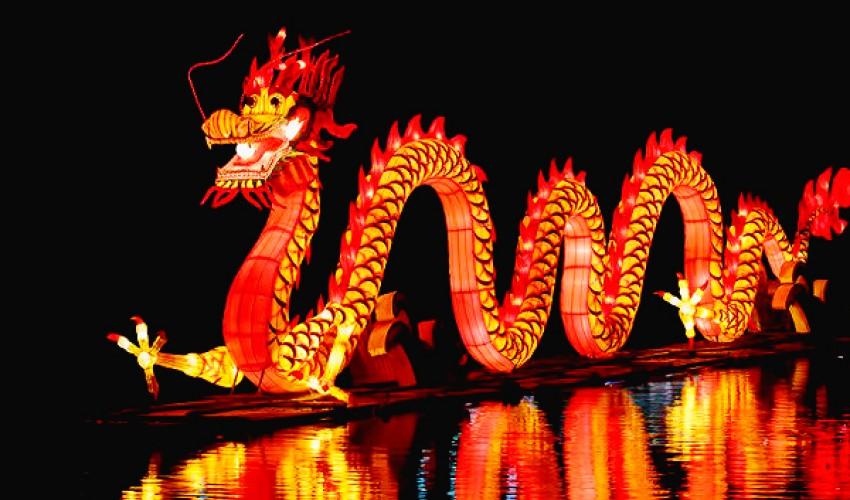 Китайский Новый Год  в MyMobile